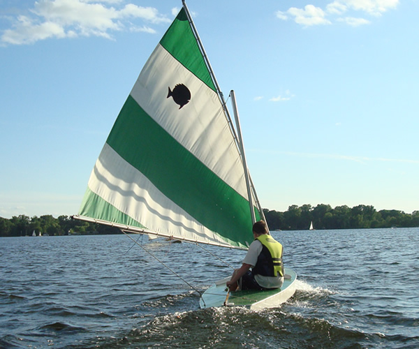Junior Sailing 3